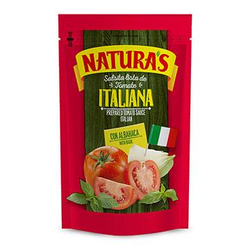 SALSA NATURAS ITALIANA CLASICA 106GR