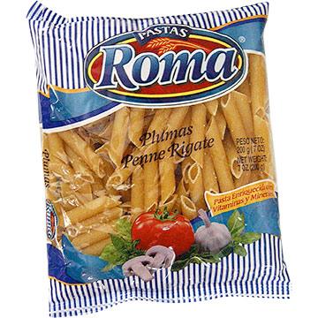 PASTA ROMA PLUMAS 200GR