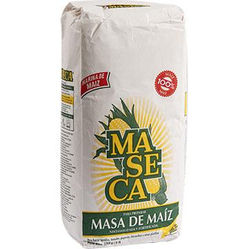 HARINA DE MAIZ MASECA BOLSA 2268GR