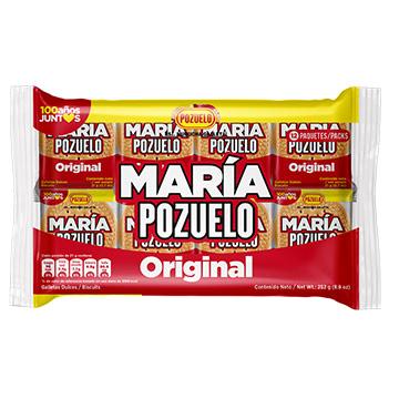 GALLETA POZUELO MARIA 12 UNID 252GR