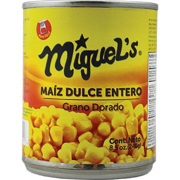 MAIZ MIGUELS DULCE 241GR