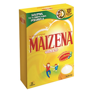 FECULA MAIZENA DE MAIZ ORIGINAL 190GR