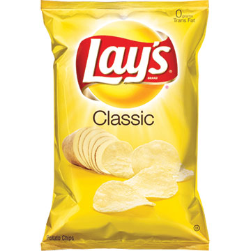 PAPAS FRITOLAY LAYS ORIGINAL 200 GR
