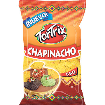 BOQUITAS TORTRIX CHAPINACHOS BARBA 390GR