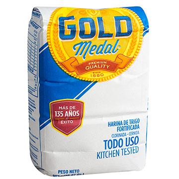 HARINA GOLD MEDAL KITCHEN TESTED 907 GR