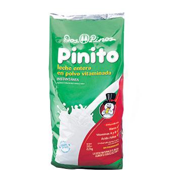 LECHE DOS PINOS PINITO VERD BOLSA 2200GR