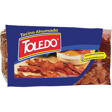 TOCINO TOLEDO AHUMADO  6 ONZ