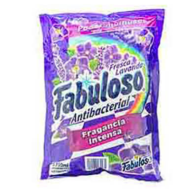 LIMP FABULOSO DESINFECTANT LAVANDA 750ML