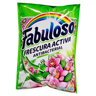Desinfectante liquido Fabuloso menta 750 ml