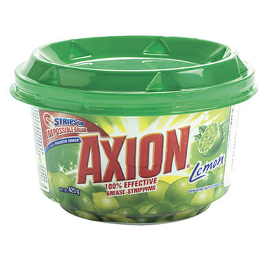 Lavaplato Axion crema limon 425 g